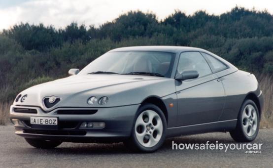 2001           Alfa Romeo           GTV