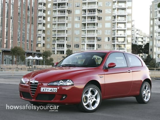 2006           Alfa Romeo           147