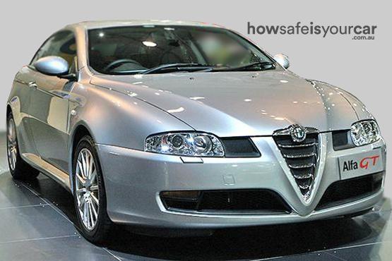 2004           Alfa Romeo           GT
