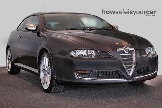 2006           Alfa Romeo           GT
