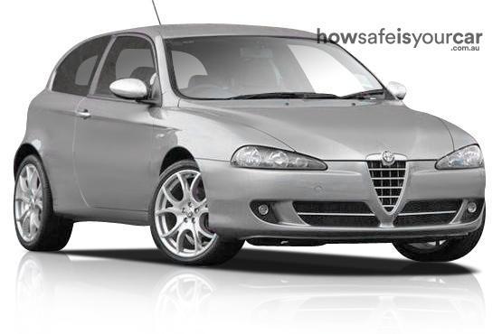 2009           Alfa Romeo           147