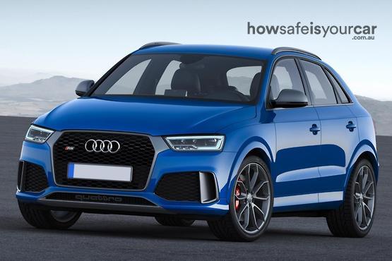 2018           Audi           RS Q3