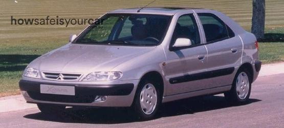 1999           Citroen           Xsara