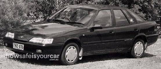 1997           Daewoo           Espero