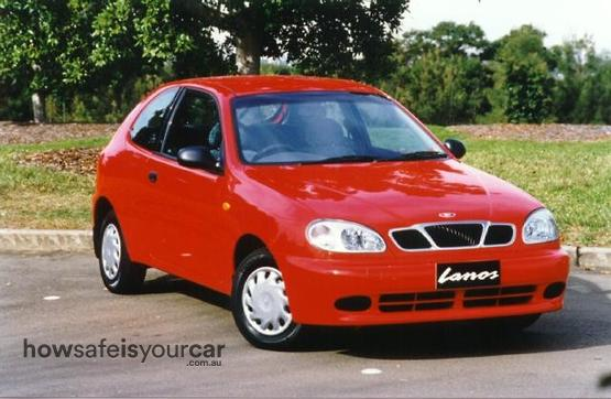 2003           Daewoo           Lanos