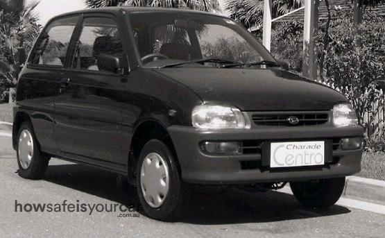 1995           Daihatsu           Charade Centro