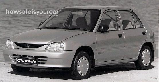 1997           Daihatsu           Charade