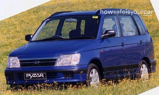 2000           Daihatsu           Pyzar