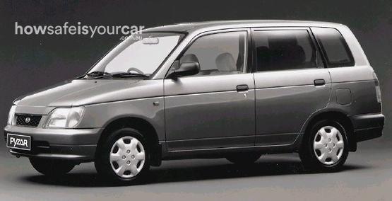 1997           Daihatsu           Pyzar