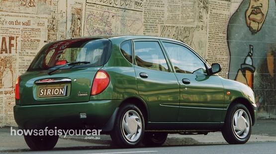 2001           Daihatsu           Sirion
