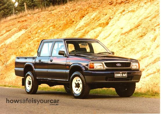 1997           Ford           Courier