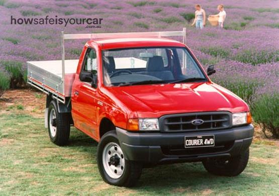 2002           Ford           Courier