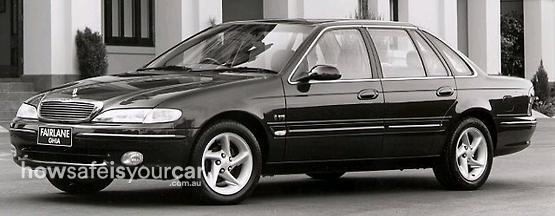 1996           Ford           Fairlane