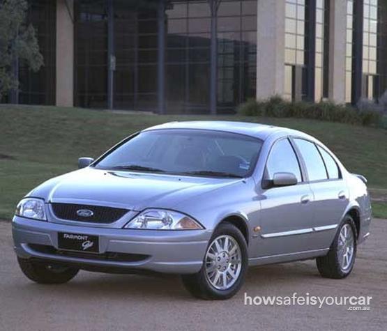 2001           Ford           Fairmont