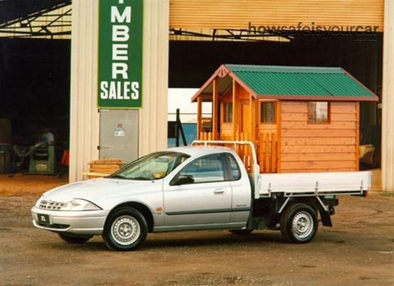 1999           Ford           Falcon Ute