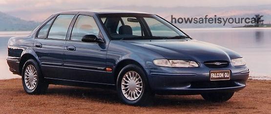 1997           Ford           Falcon