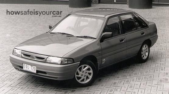 1994           Ford           Laser