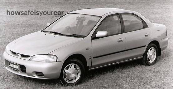 1995           Ford           Laser