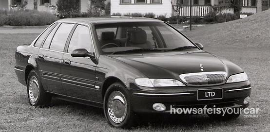 1996           Ford           LTD