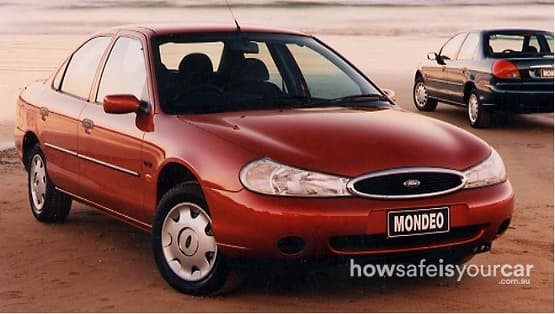 1998           Ford           Mondeo