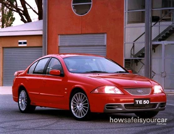 2001           Ford           TE50