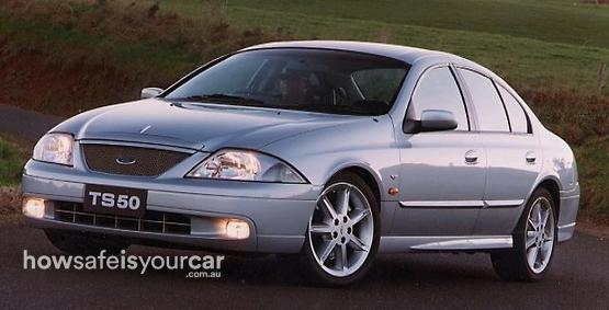 1999           Ford           TS50