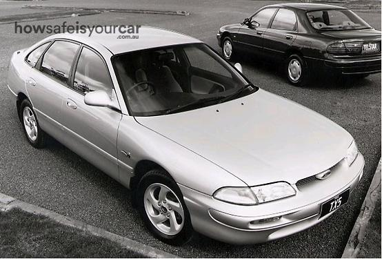 1995           Ford           Telstar TX5
