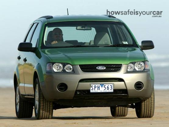 2004           Ford           Territory