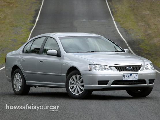 2006           Ford           Fairmont
