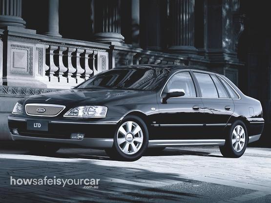 2007           Ford           LTD