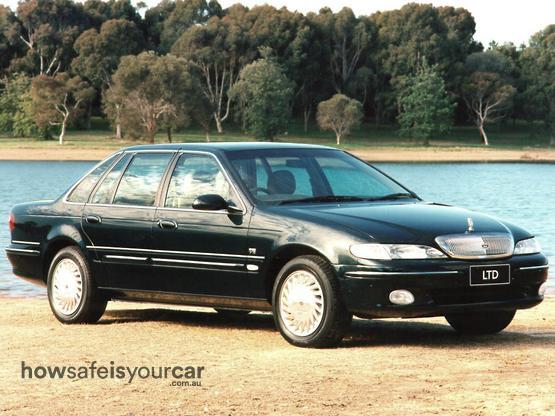 1998           Ford           LTD