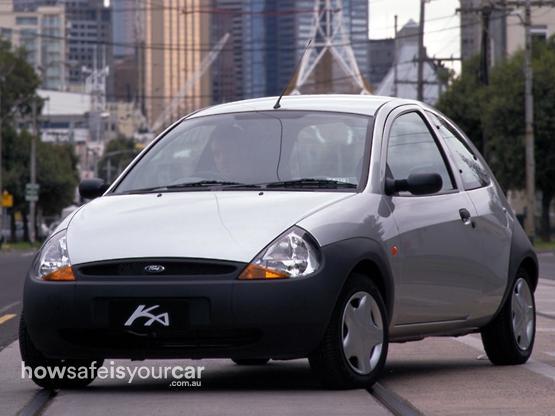 2001           Ford           Ka