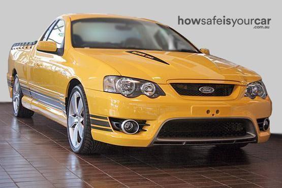 2008           Ford Performance Vehicles           Pursuit