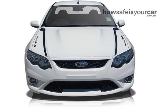 2010           Ford Performance Vehicles           GS