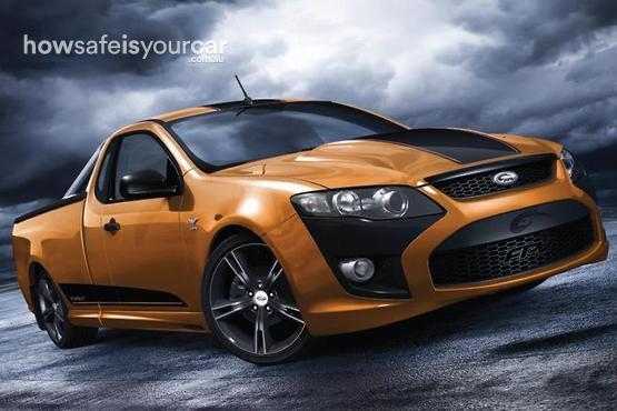 2014           Ford Performance Vehicles           Pursuit