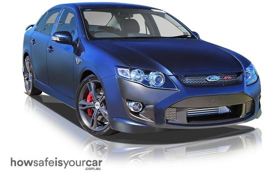 2013           Ford Performance Vehicles           F6