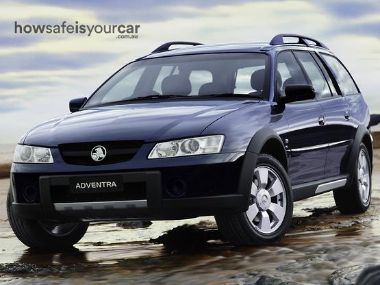 2004           Holden           Adventra