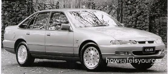 1995           Holden           Calais