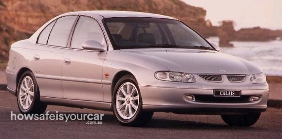 1998           Holden           Calais