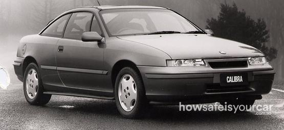 1995           Holden           Calibra