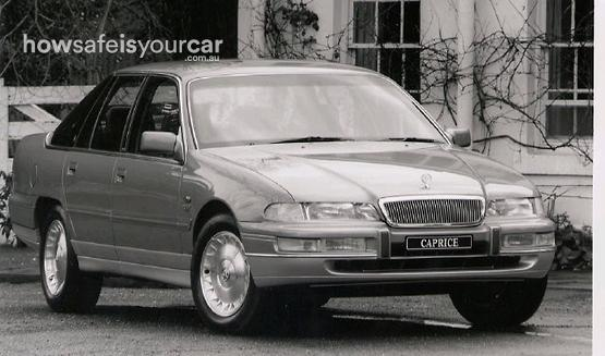 1998           Holden           Caprice