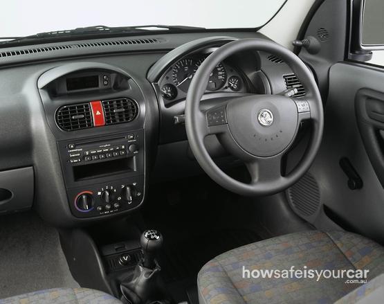 2005           Holden           Combo