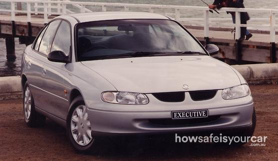 1998           Holden           Commodore