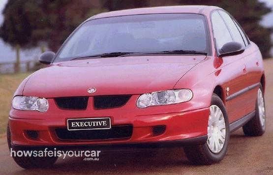 2001           Holden           Commodore