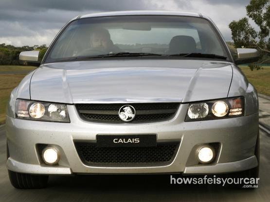 2005           Holden           Calais