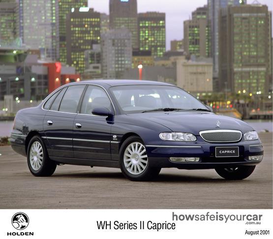 2002           Holden           Caprice