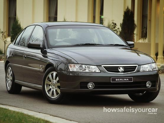 2004           Holden           Berlina