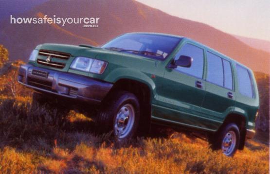 2003           Holden           Jackaroo