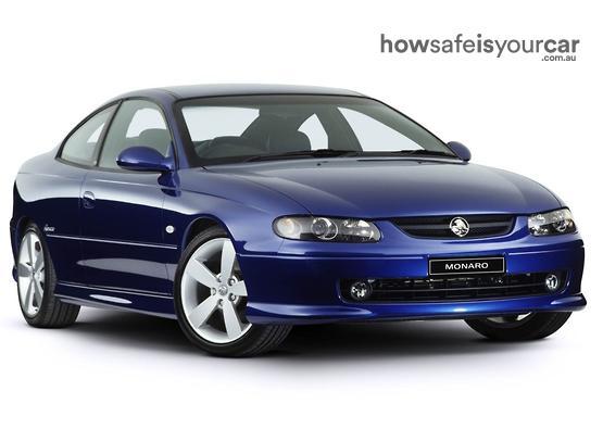 2004           Holden           Monaro
