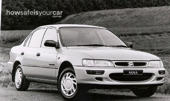 1996           Holden           Nova